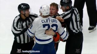 Kyle Clifford vs Nicolas Deslauriers Mar 6, 2020