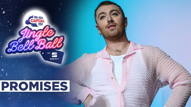 Sam Smith - Promises (Live at Capital's Jingle Bell Ball 2019) | Capital