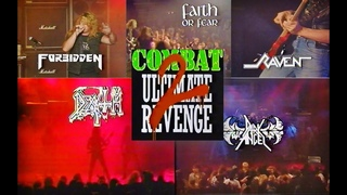 Combat Tour 1988 II (Full Concert HD 1080p) - Forbidden/Faith Of Fear/Death/Dark Angel/Raven