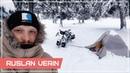 Как спать в диких условиях на морозе | Что делают азиаты в Заполярье | Ruslan Verin 05