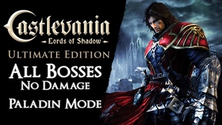 Castlevania: Lords Of Shadow - All Bosses
