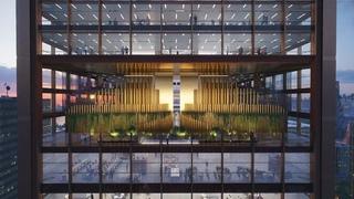 Qianhai Financial Holdings Headquarter Tower, Shenzhen