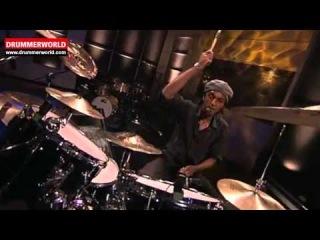 Manu Katché: Great Drum Solo