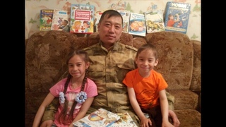 Многодетная семья военнослужащего Росгвардии НАО о любви к истории России