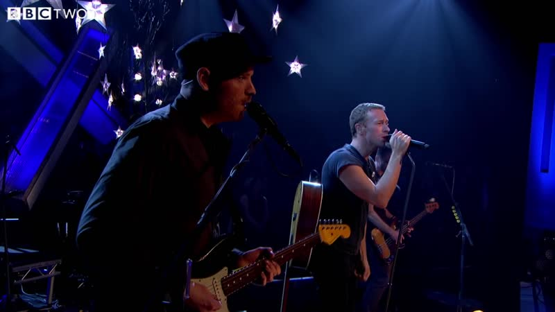 Coldplay Magic BBC Two Live