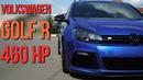 Volkswagen GOLF R: Стой! Стрелять буду SRT