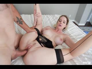 Anita Blue - Luxurious - All Sex MILF Big Tits Juicy Ass  DeepThroat Curvy Doggystyle Cowgirl Blonde Mature Deepthroat Cum, Porn