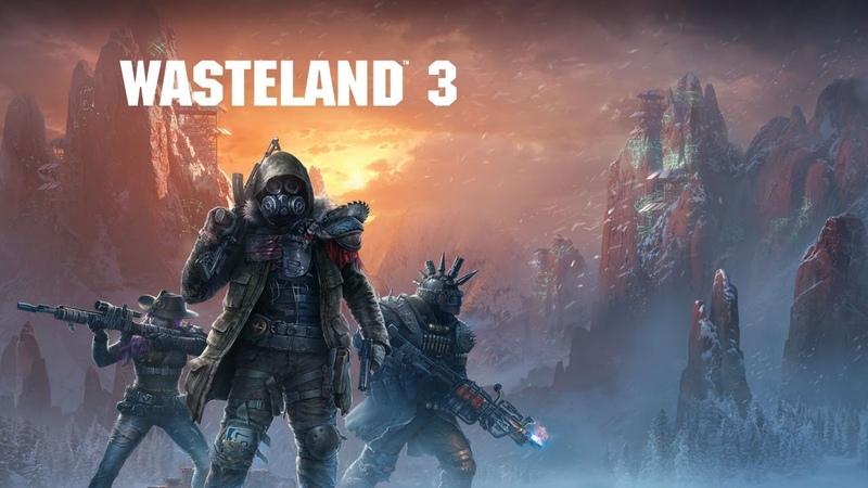 Wasteland 3 ► Денверский триумвират ► Прохождение 9 (стрим)