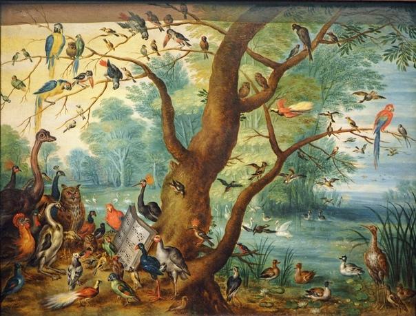 Ян Брейгель Младший(Jan Bruegel de Jonge; 13 сентября 16011678 гг.)  фламандский живописецXVII века, представлявший третье поколение знаменитой династии художников. Творчество Яна Брейгеля Младшего включаетнатюрморты, пейзажи,библейские, мифологически