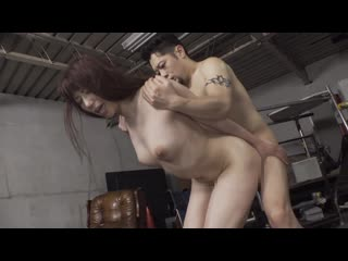 Schoolgirl was caught, tied up and tortured for a long time with sex toys (japanese, rape)