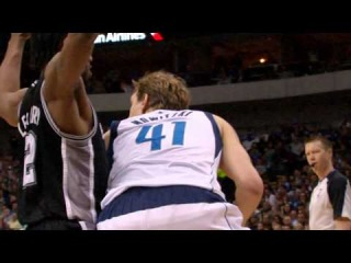 Dirk Nowitzki Transcending The Power Forward Position