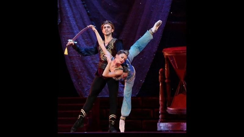 Балет Тысяча и одна ночь театра Кремлёвский балет 2012г