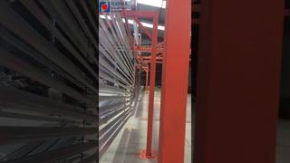Aluminium Profile powder coating line for sale