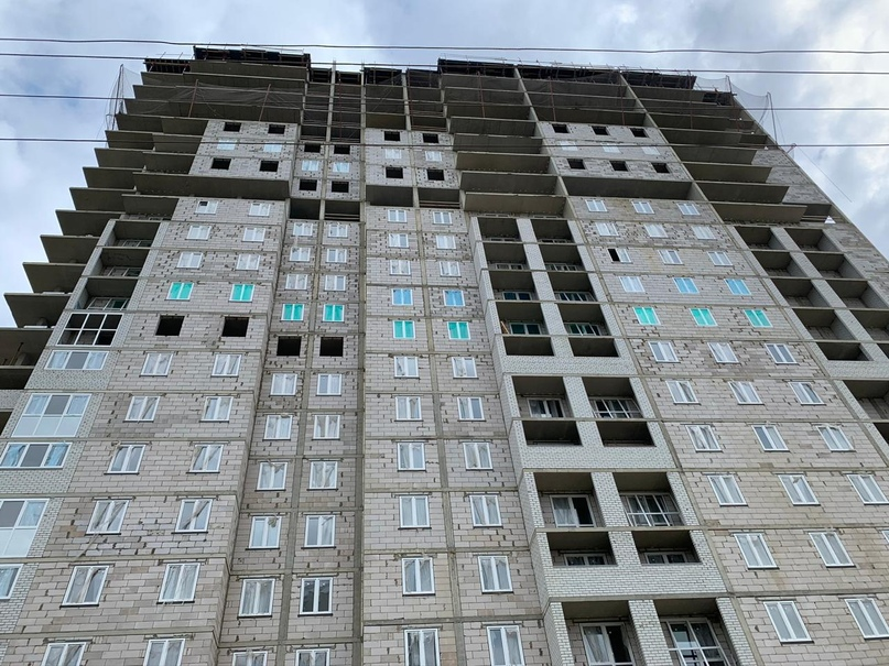 Отчет по этапам строительства Жилого Комплекса КАРАМЕЛЬ (Проспект победы), изображение №3