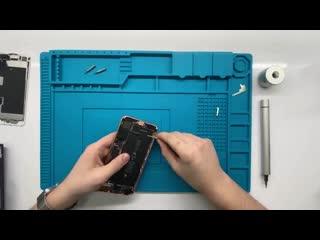 Замена АКБ на iPhone 8 Plus!