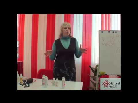 Hatural Health Применение препаратов при проблемах с сердцем Спикер О Белянина 17 04 19