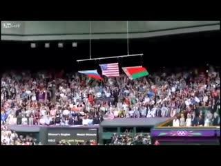 Влияние гимна России на американский флаг _)