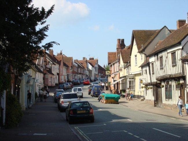 Кривая деревня в Англии, изображение №11