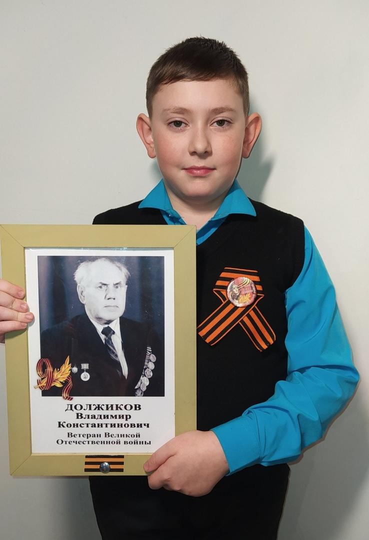 Жители Петровского района принимают участие в интернет-акции «Бессмертный полк»