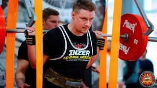 Международный турнир «Iron Gryphon IV» WRPF  года (Егоров Дмитрий).