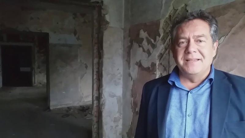 Николай Платошкин: о древнегреческих колоннах и гусях, которые не спасли город