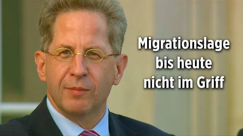 Maaßen kritisiert Maizière Zurückweisung möglich gewesen – Migrationslage bis heute nicht im Griff