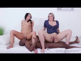 Daphne Klyde and Nikky Dream - Share A Lucky Stud [All Sex, Hfrdcore, Blowjob, Anal, Threesome, Black]