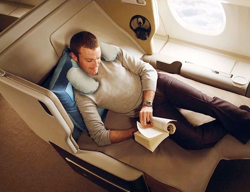 Секреты комфортного полета на самолете, изображение №4