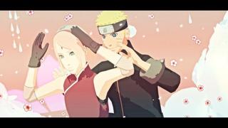 Naruto x Sakura [NaruSaku] - No Title [MMD NARUTO]