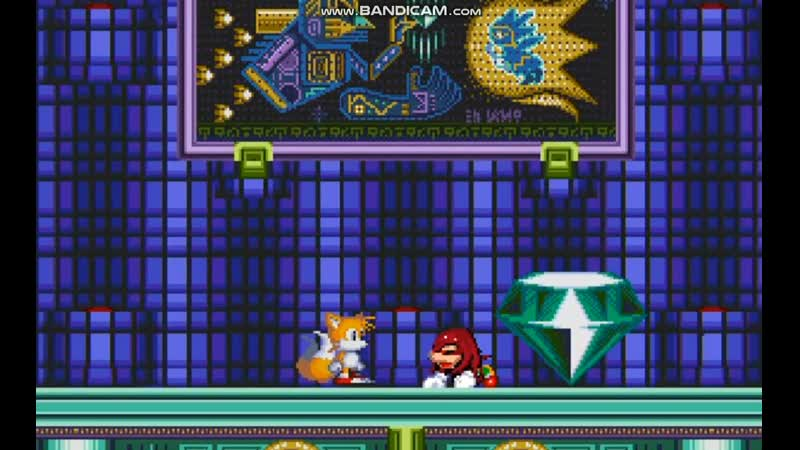 Sonic.EXE Bravery Tails
