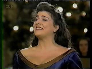 Cecilia Bartoli - Dresden Christmas concert 2000 - Mozart/Bach