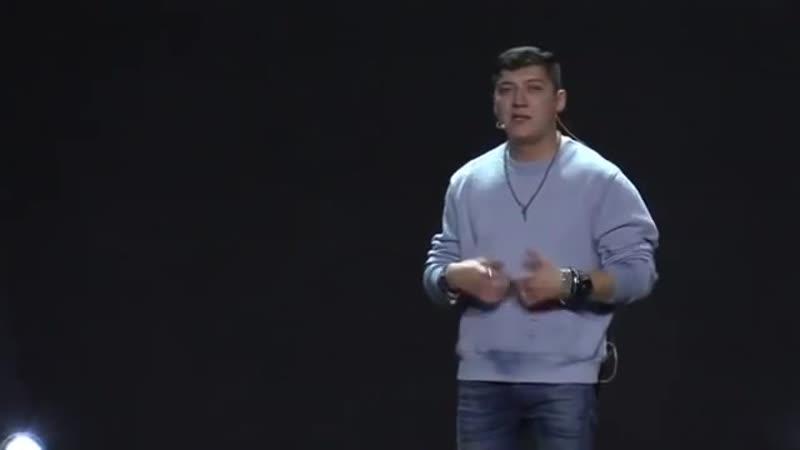 Финико Березники Выступление Эдварда Сабирова Блок Трейдеры