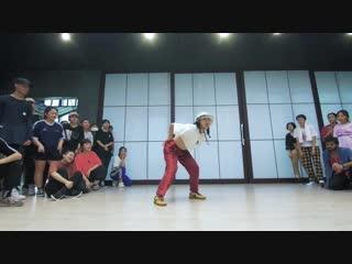 6ix9ine feat. nicki minaj fefe choreography by apple yang