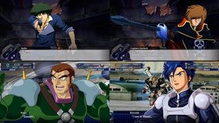 Super Robot Wars T (EN) - Spike VS Harlock l Space Pirates Team Up (Stage 6)