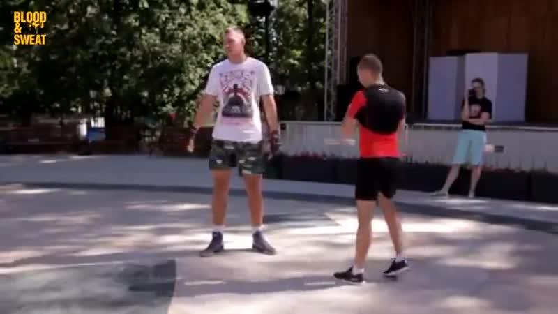Александр Волков о лоукике в MMA и о том как не сломать ногу при ударе Alex Drago Volkov