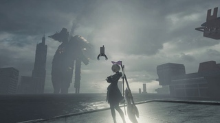 At this moment i realized that Nier: Automata is one of the best games ive ever played