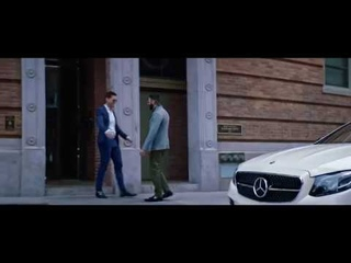 Mersedes снял гейскую рекламу Mercedes gay Comercial