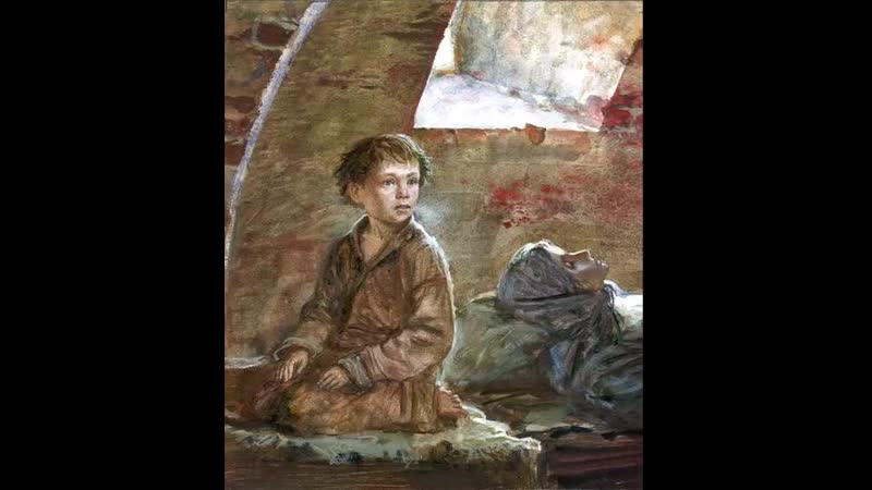 Ф М Достоевский Мальчик у Христа на ёлке
