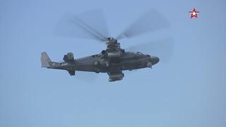 Военнослужащие мощным ударом выбили из населенного пункта «боевиков» на учениях «Запад-2021»