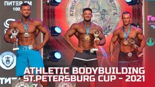 Athletic Bodybuilding -  Bodybuilding Cup - 2021