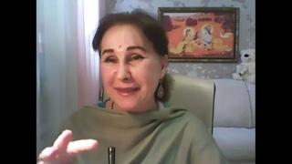 Секреты женского счастья в сознании Кришны, встреча 1