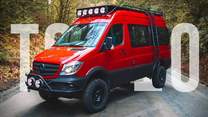 Top 10 Best Campervans