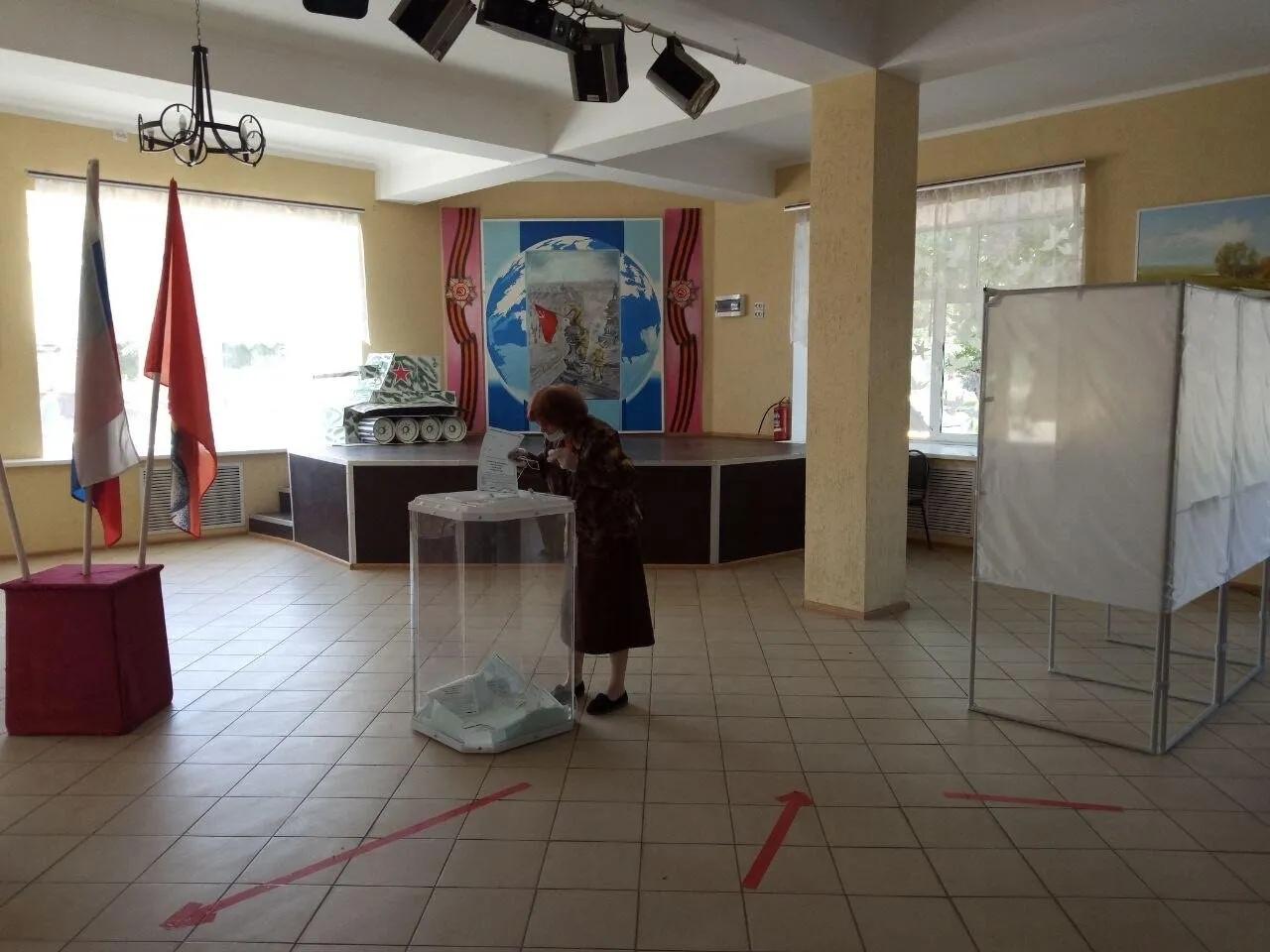 В Общероссийском голосовании по внесению поправок в Основной закон участвуют ветераны здравоохранения Петровска
