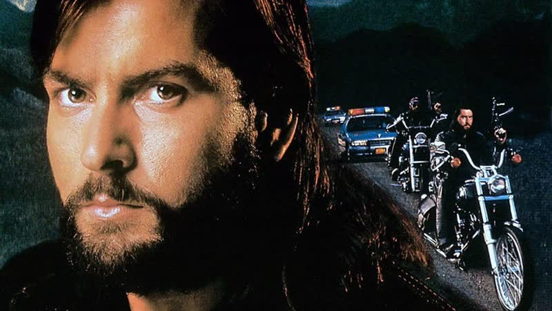 За пределами закона В погоне за тенью 1993 Гаврилов VHS 1080p