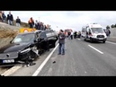 New Volvo XC90 real Crash vs older car