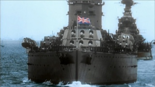 WW2 - The Battle of the Atlantic [Real Footage in Colour]