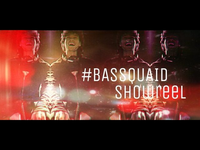 BASSQUAID | Showreel | Drop cut | by BlazeTV