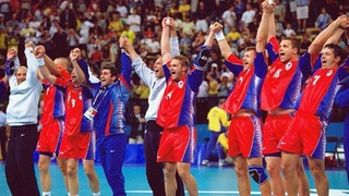 Russia – Sweden 28:26 / Handball, Final / Olympic Games-2000