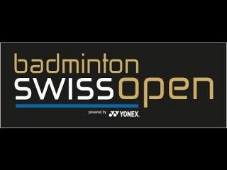 2014 Swiss Open Badminton: MS Final - Viktor AXELSEN (DEN) vs. TIAN Houwei (CHN)