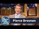 Pierce Brosnan's Most Awkward James Bond Filming Moment